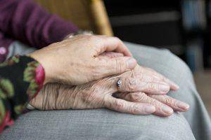 ouderen verzorging